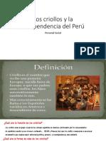 Los criollos y la independencia del Perú.pdf