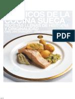 Clasicos de La Cocina Sueca - Granqvist & Swanberg_p