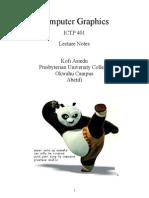 Computer_Graphics-Part_I