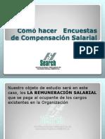 Como hacer Encuestas de Remuneracion Salarial