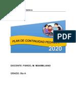 PCP Primer Propuesta