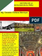 15 HISTORIA DE LA PSICOLOGIA EN EL PERU