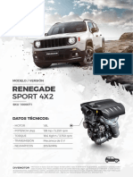 jeep-renegade-sport 4X2 MT