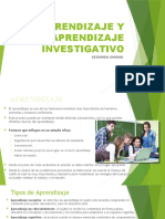Aprendizaje Investigativo Fases