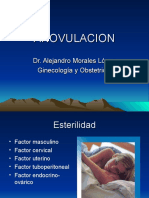 Anovulación