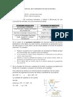 EXAMEN PARCIAL DE FUNDAMENTOS DE ECONOMIA