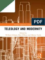 Teleology and Modernity.pdf