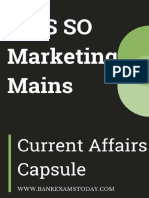 IBPS-SO-Marketing-Mains-Current-Affairs-Capsule