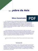 El Pobre de Asis - Kazantzakis Nikos