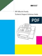OfficeJet original - Service Manual