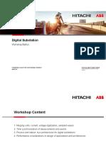 Hitachi ABB Power Grids Digital Substations workshop 03.07.2020