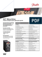 Lâmina - VLT® Micro Drive FC 51_PT