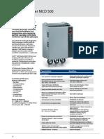 Lâmina - VLT® Série MCD 500