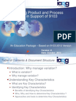 KEY CHARATERISTICS - Managing_Product_and_Process_Variation_9103_GM_Rev_OCT2012
