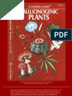 Richard Evans Schultes - Hallucinogenic Plants