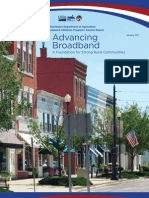 USDA - RUS BIP Broadband Stimulus Report - January 2011