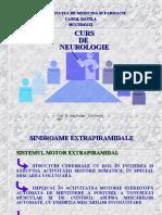 Curs 4 Sdr Extrapiramidal
