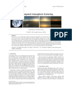 Precomputed Atmospheric Scattering