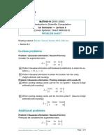 MATH2019_Sem1_Lecture5_ProblemSheet_v2