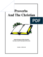 Proverbs and the christian.pdf