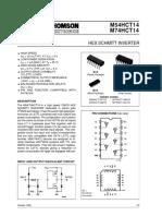 hex schmitt datasheet.pdf