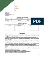 Essays Test - MKT101 - Đào Xuân Đạt - HS140164.docx
