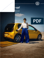 Nuova Volkswagen e-up! Listino MY21