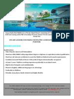 Job Advert 080220 - Resort Doctor
