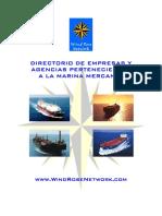 Directorio de Empresas y Agencias Vinculadas a la Marina Mercante[1]