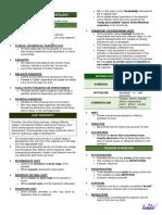 [Para] Introduction to Parasitology and Protozoology-Dr. Dela Rosa (Tiglao)