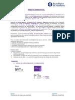 Práctica Individual SDE - TEC MONTERREY - EDX