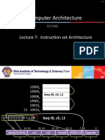 Lecture 7 - J-Type Instructions, Assembly Program Examples, Procedures