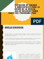 IMPLEMENTACIÓN DE BUENAS PRÁCTICAS AMBIENTALES PARA LA REDUCCIÓN
