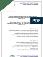 PESQUISA EXPLORATORIA  DAS POLÍTICAS CURRICULARES EM  DOURADOS-MS NO PERIODO DE 1997-2005 -  RECORRENCIAS E PERSPECTIVAS - Mariclei Przylepa e Prof. Dr. Paulo Gomes Lima