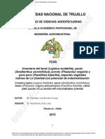 2015_Monzon_Inventario del tarwi, yacón, poroto  y poro-poro , especies vegetales nativas de La Libertad con potencial de industrialización