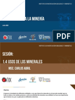 Presentación del tema. Usos de los minerales..pdf