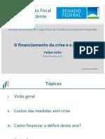 Felipe Salto, Tendencias, 02.06.2020