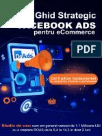 Ghid Strategic de Facebook Ads Pentru ECommerce