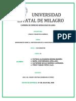 TRABAJO DE LOGÍCA Y DIALECTICA JURÍDICA