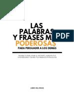 Las Palabras y Frases Más Poderosas Para Persuadir A Los Demás.pdf