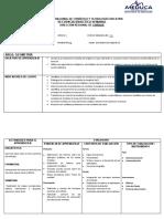 Secuencia didactica de sistemas de medidas