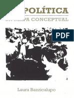 L. Bazzicalupo - Biopolítica, un mapa conceptual.pdf