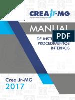 Manual de Instruções e Procedimentos Internos