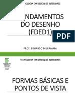 FUNDAMENTOS DO DESENHO - Formas básicas - Pontos de Vista.pdf