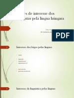 Lingua Hungara