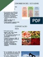 SECTORES ECONOMICOS DEL  ECUADOR para exponer.pptx