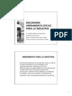 2. ERGONOMIA HERRAMIENTA PARA INDUSTRIA