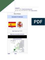 España club