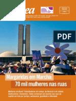 Jornal Fêmea número 170 Julho/Agosto/Setembro de 2011