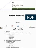 VIDEO Plan de NEgocios 2013